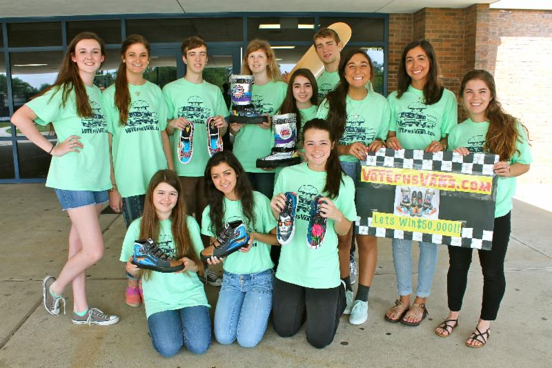FISD News: Vote for FHS in Vans Contest, State Lacrosse HERE