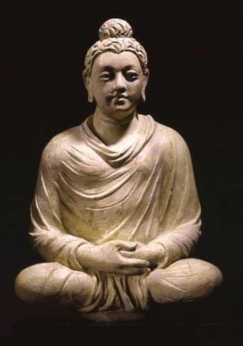 The Sitting Buddha