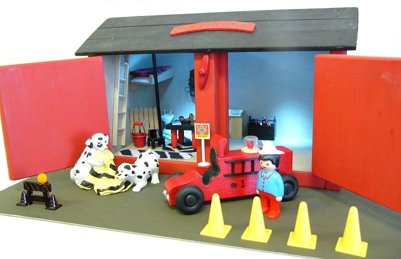willynilly firehouse
