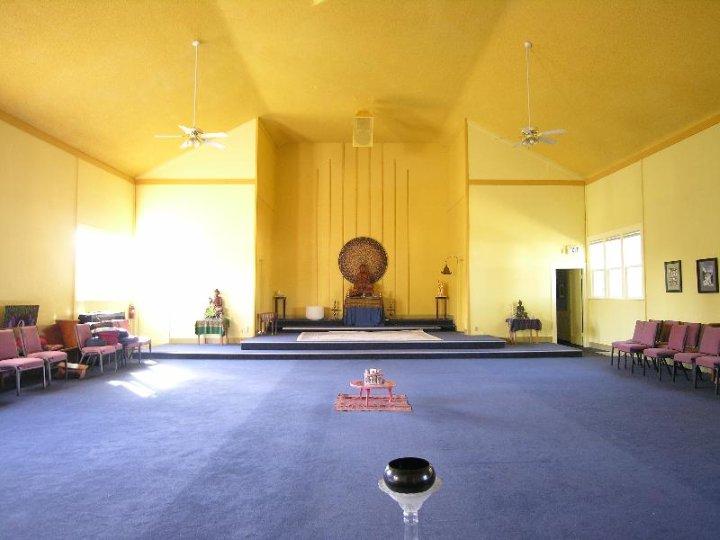 PIMC Dharma Hall