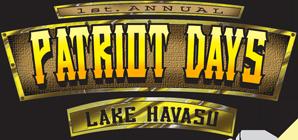 Patriot Days Logo