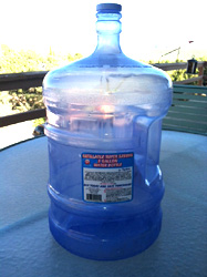 PVC 5 Gallon Jug