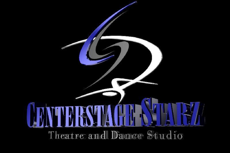 Centerstages 3-D Logo