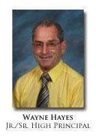 Wayne Hayes