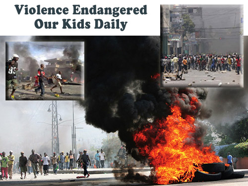 Children Endangered