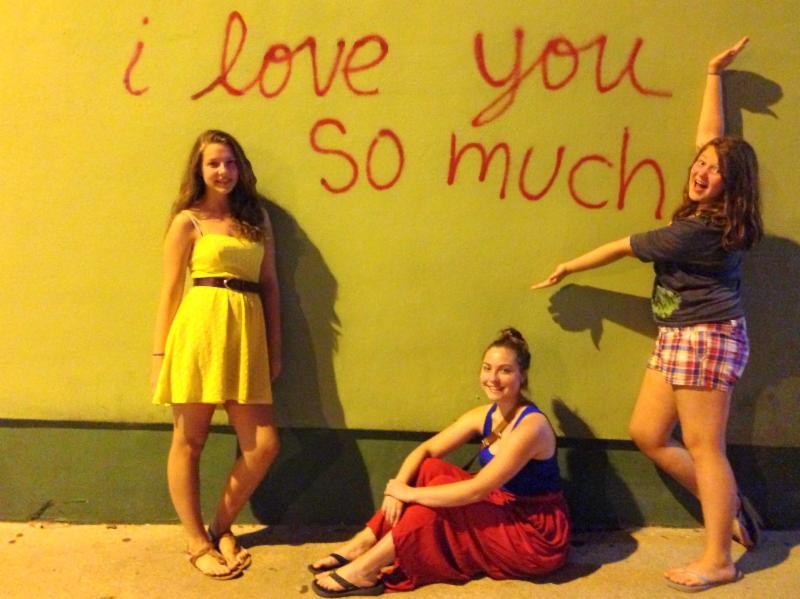 Maris, Livi & Lexi