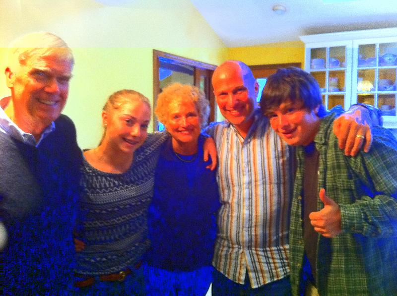 Teal & Family