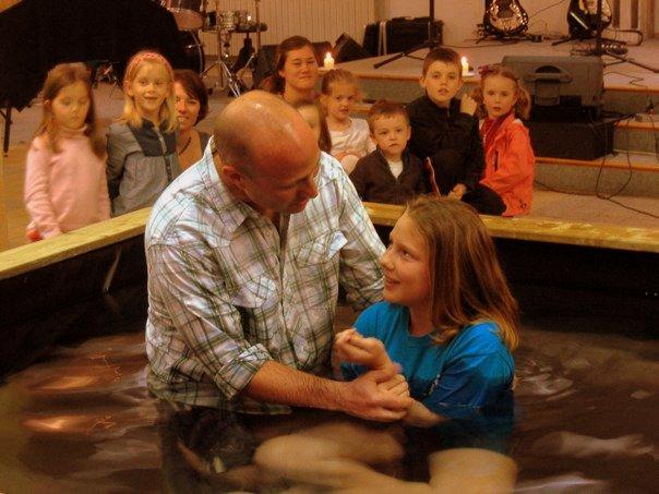 Baptism Olivia