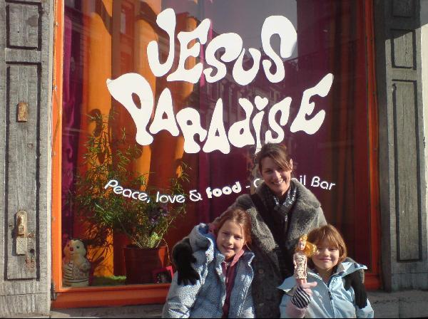 Jesus Paradise