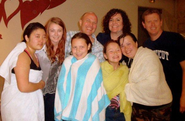 Baptism Crew