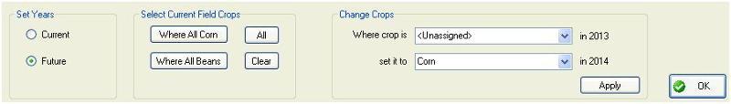 Crop Rollover