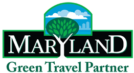 Maryland Green Travel Partner, 1st on the Eastern Shore
