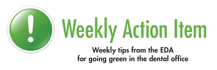 weekly action item banner
