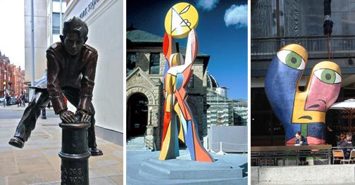 public art montage