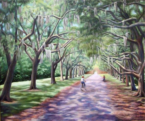 Kathy Garrison Mossy Oaks In Savannah