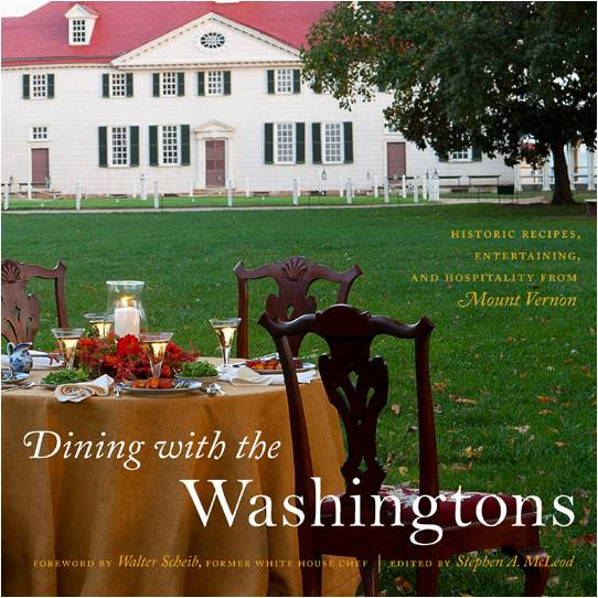 Dumbarton House: Dining with the Washingtons