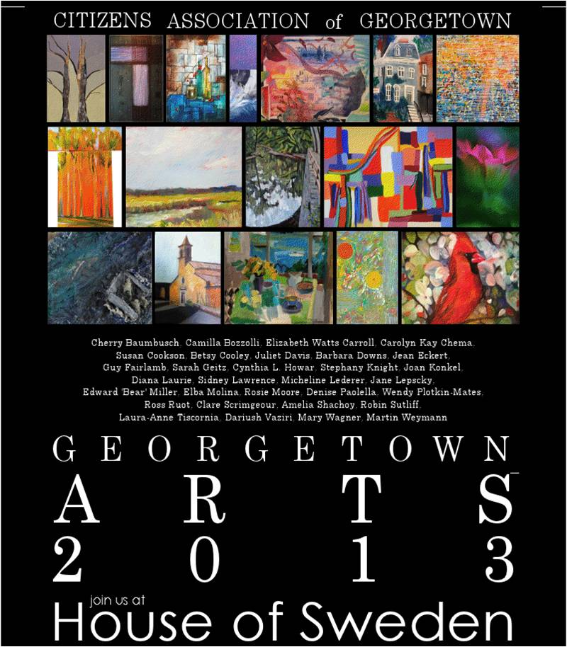 CAG - Georgetown Art SHow 2013
