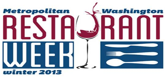 Restaurant Week Logo 2013