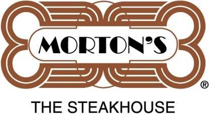 Mortons Logo White