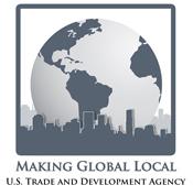 Making Global Local logo
