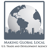 Making Global Local logo