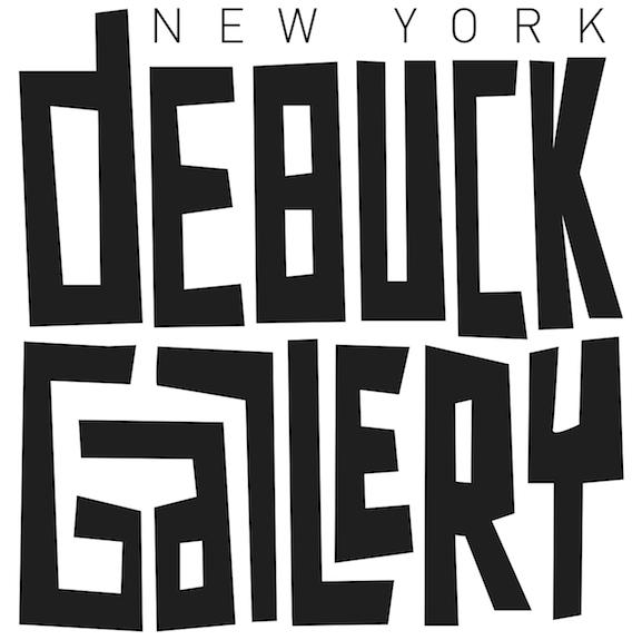 De Buck Gallery Logo
