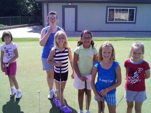 golfgirls