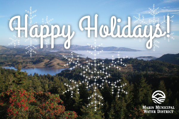 Happy Holidays from MMWD
