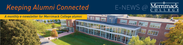 Merrimack College Alumni E-News