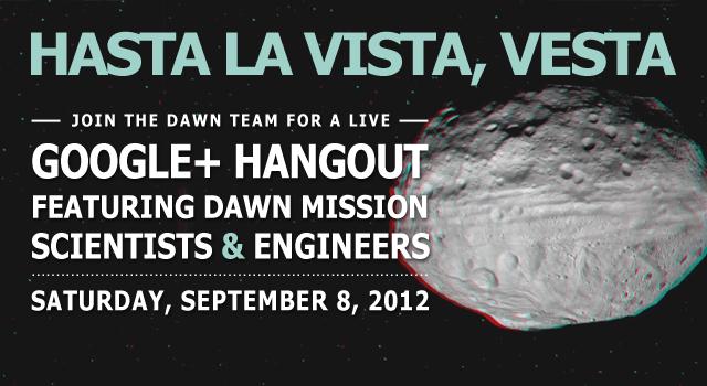 Hasta La Vesta banner