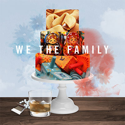 We the Family tile