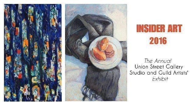 Union Street Gallery to Host 'Insider Art' Reception on Saturday, June 25