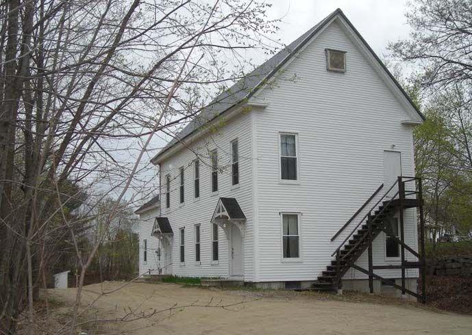 Tucker Lodge