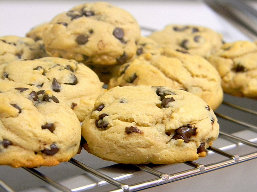 Choc Chip Cookies GF