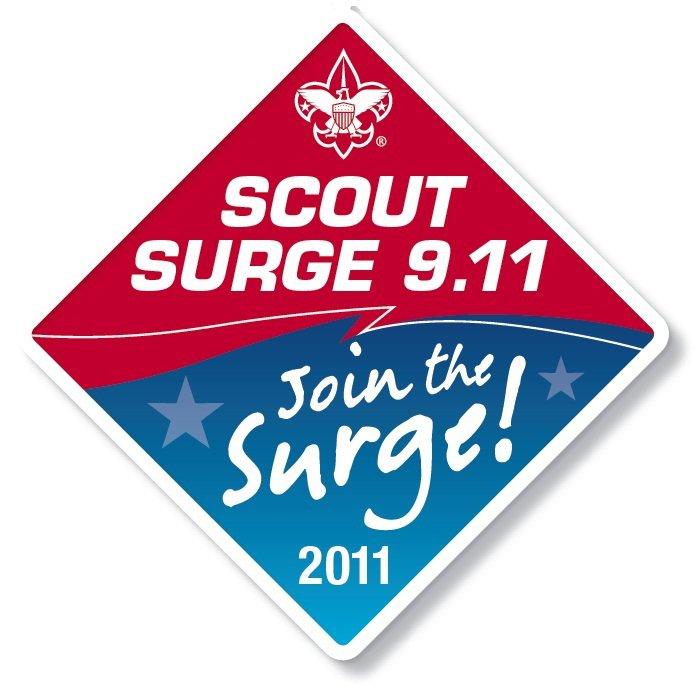 ScoutSurge 911 2011