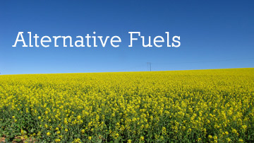 Alternative Fuels Graphic