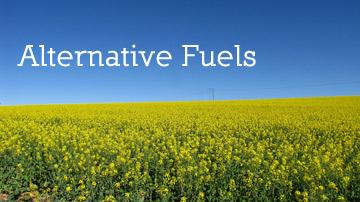 Alternative Fuels Graphic