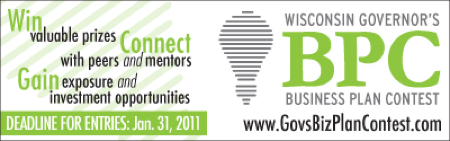 WI Governors Biz Plan Contest