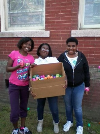 2013 Easter Egg Hunt