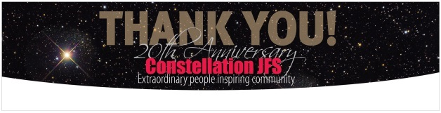 Constellation JFS Thanks