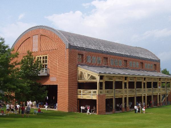 Seiji Ozawa Hall