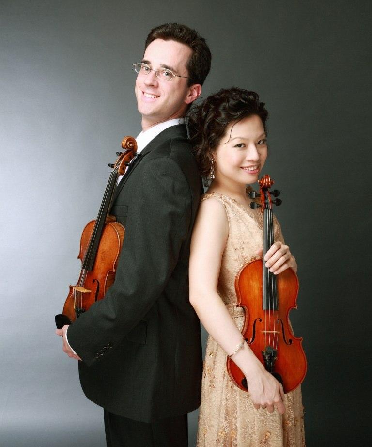 L'Etoile Duo Hsin-Lin Tsai and  Miguel P�rez-Espejo C�rdenas