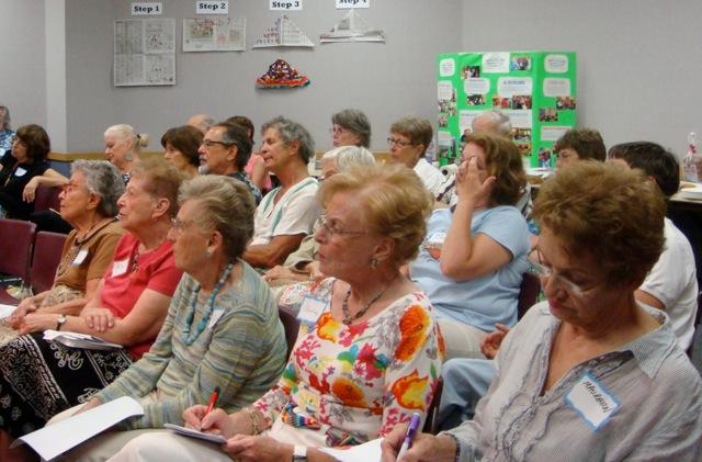 Audience for Beren
