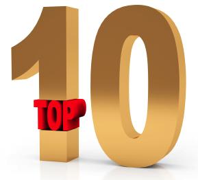 top 10 crop