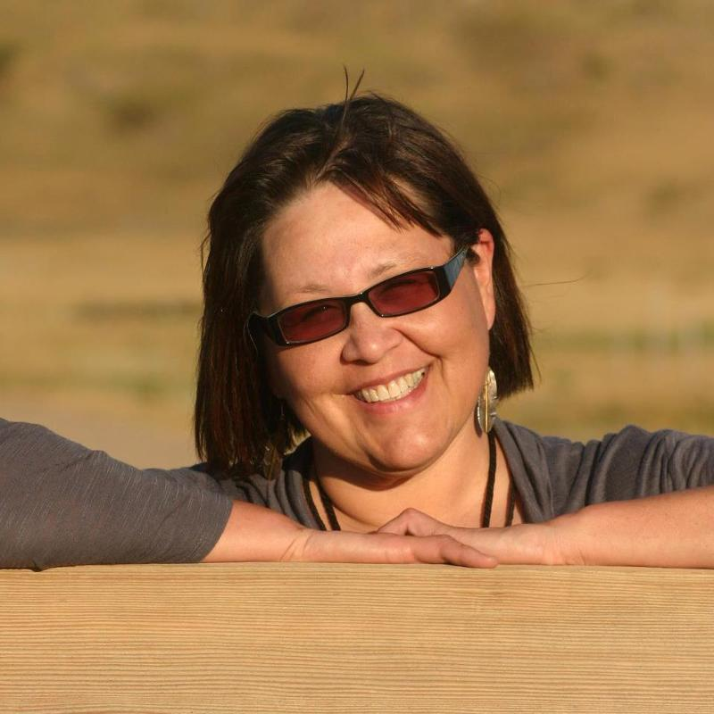 Julie Garreau - August 2012