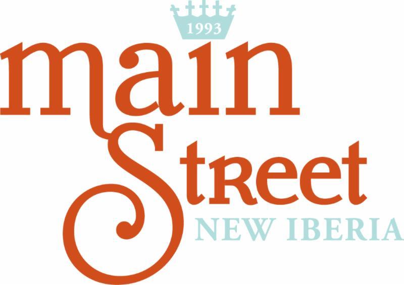 New Iberia Main Street Logo