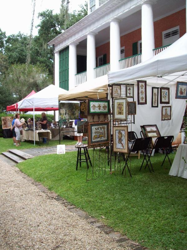 Arts and Crafts Fair at Shadows-on-the-Teche