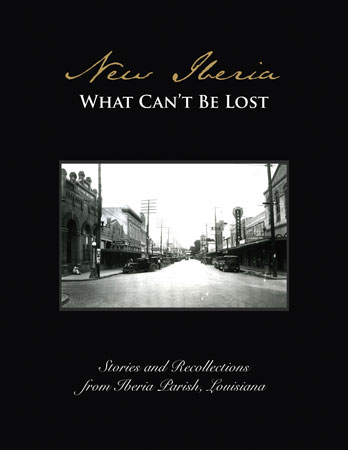 new iberia waht can't be lost book