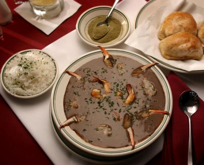 Little River Inn gumbo