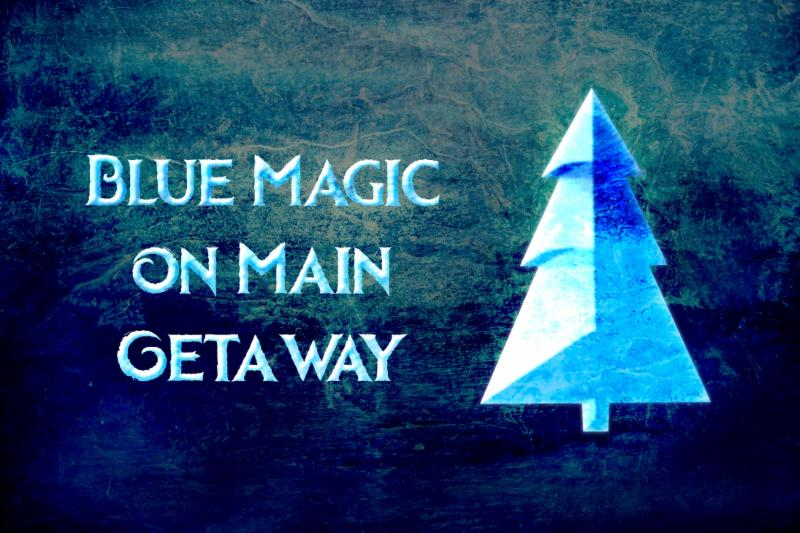 Win a Blue Magic on Main Getaway